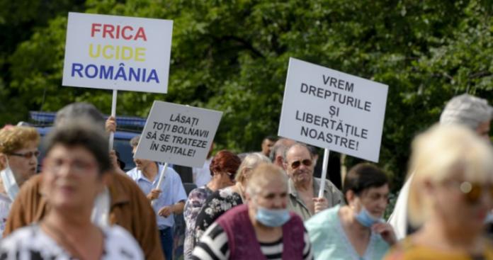 proteste libertate 2020
