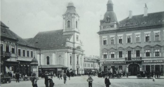 Cel mai vechi hotel din Cluj