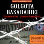 Poster GOLGOTA BASARABIEI.
