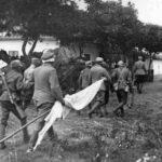 Solie-ungurească-de-predare-în-faţa-trupelor-române